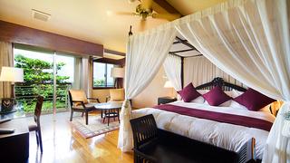 南国の楽園!おもてなしリゾートホテル「ココ ガーデンリゾート オキナワ」