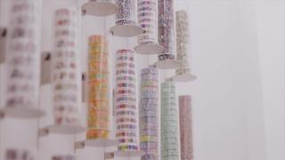 常時300種類の品揃え! 蔵前のマスキングテープ専門店「mt lab.」