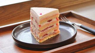 まるで現代アート!天王洲のパティスリー「Lily cakes」のごほうびケーキ
