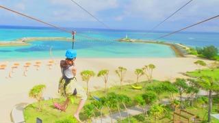 AAランクのビーチを持つ「シェラトン沖縄サンマリーナリゾート」