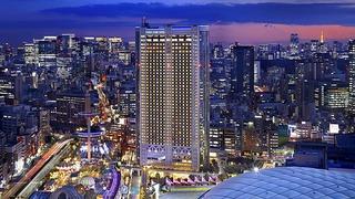 「東京ドームホテル」で贅沢な夜景とラグジュアリーなひとときを