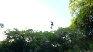 気分はターザン!千葉「ターザニア」で大自然を感じる空中散歩