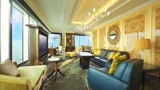 「大阪マリオット都ホテル」極上の部屋でおこもりステイ