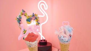 """乙女の夢だけ詰め込みました!  最旬""""ゆめかわ""""スイーツ「Eddy's Ice Cream」"""