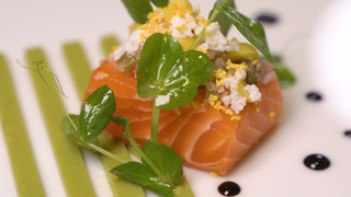 全米を魅了したダイニングが日本初上陸!「PATINASTELLA」のカラフルなアメリカ料理