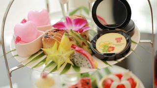 東京マリオットホテル ANNA SUIアフタヌーンティー注目デザート3選編