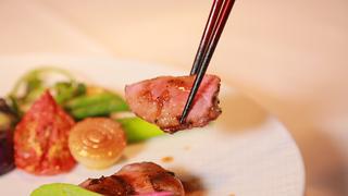 世界中のセレブを魅了する有機野菜&熟成肉フレンチ「CHEZ TAKA HIGASHIAZABU」