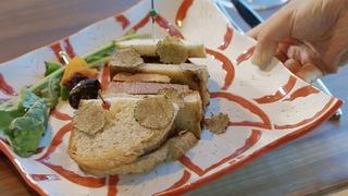 傳說中的鵝肝醬三明治復活!「The Prince Gallery Tokyo Kioicho」的餐廳