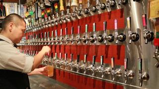 クラフトビールの聖地・両国で70種の樽生を提供する「麦酒倶楽部 ポパイ」