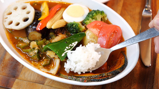スープカレーのパイオニア「カレー食堂 心 下北沢店」