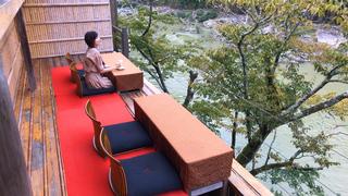 """五感で和を感じる""""水辺の私邸"""" 「星のや京都」に息づく技・味・美"""
