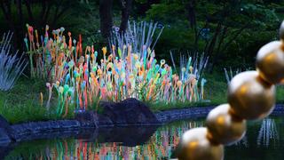 アートに囲まれて一夜を過ごすイベント「六本木アートナイト2018」