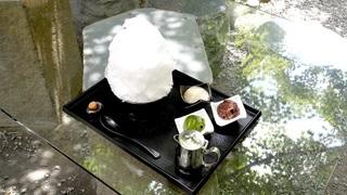 かき氷ブームの火付け役「阿左美冷蔵 金崎本店」のふわふわ天然かき氷