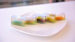 新宿NEWoMan「和菓子 結」の見た目も楽しめる新感覚和菓子
