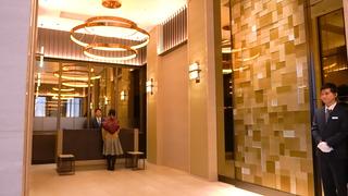 """銀座の一等地で""""華麗なる静謐""""体験! モダンで重厚な内装にうっとり「ホテル ザ セレスティン銀座」"""