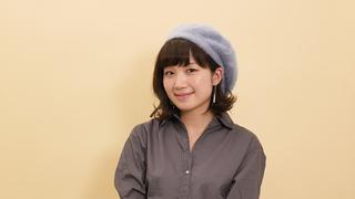 髪型のバランスとかぶり方のコツ。秋冬の簡単ヘアアレンジ「ボブ×ベレー帽」
