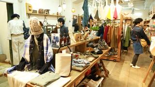 何気ない日常をもっと楽しく。セレクトショップ「AIDA general store 梅田店」