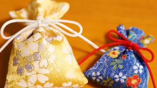 """「京都ハンディクラフトセンター」 """"オリジナル匂い袋""""づくりを体験"""