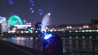 世界に誇る横浜夜景! 「スマートイルミネーション横浜 2017」で一期一会の夜景と出会う
