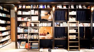 泊まれる本屋さん「BOOK AND BED TOKYO 浅草」の過ごし方