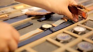 プレゼントにもおすすめの「Maker's Watch Knot」カスタムオーダー時計