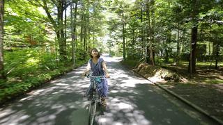 全身で軽井沢を感じる!KARUIZAWA Ride Town.でレンタサイクル