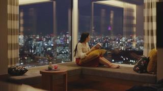 まさに都心上空のオアシス「ザ・プリンスギャラリー 東京紀尾井町, ラグジュアリーコレクションホテル」