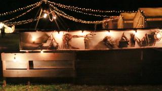 自然と食とアートに酔う一夜を!「Echigo-Tsumari Art Camp 2016」