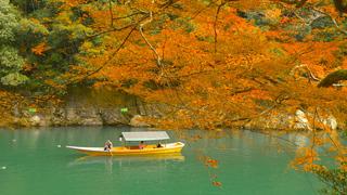 平安時代から愛される日本の秋。 「星のや京都」で紅葉を堪能