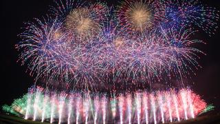 日本トップクラスの花火師が集結。「東京花火大祭〜EDOMODE〜」が東京・台場にて開催!