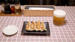 ビール×餃子の鉄板コンビ!大阪・天満橋「B&G Nicholson」のおしゃれなカジュアルバル