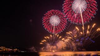 花火が温泉街を照らす!2018年「湯河原温泉海上花火大会」の見どころ&楽しみ方