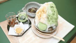 宇治川のほとり!「福寿園 宇治茶工房」でお茶づくり&よくばり宇治茶氷を堪能