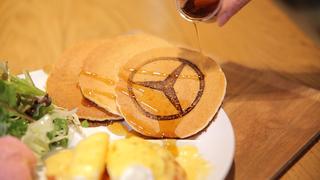 メルセデス・ベンツ×たまご専門店!羽田空港「eggcellent BITES」