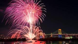 2018年初開催「東京花火大祭〜EDOMODE〜」花火と歌舞伎が饗宴!