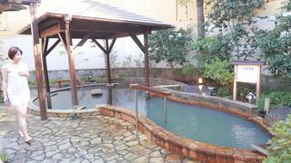 板橋の銭湯「さやの湯処」は都内でも珍しいウグイス色の源泉掛け流し