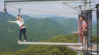 OUTDOOR SPORTS CHALLENGE -アスレチック篇-