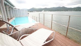 一棟すべてが自分だけのプライベート空間に。京都・天橋立「ヴィラ コスタ・デ・マーレ」