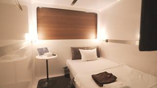 カプセルホテルの新常識!未来型ホテル「ファースト キャビン」