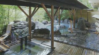 「星野リゾート 界 川治」の温泉で美肌に!岩風呂や檜風呂を満喫