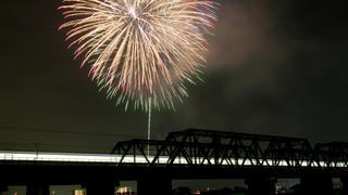 酒匂川の河川敷で打ち上げ!「あしがら花火2018」おすすめの観覧場所