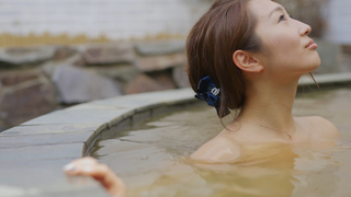 温泉でプロジェクションマッピング!?練馬区桜台のデザイナーズ銭湯「天然温泉 久松湯」