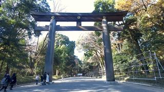 初詣の参拝者数日本一!緑豊かなパワースポット「明治神宮」