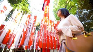 都心の「豊川稲荷東京別院」で最高の縁を手に入れる