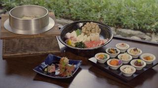 所謂的名物・龍神鍋究竟是?!能在「星野集團 界 鬼怒川」享受到的當季奢華料理