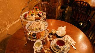 大阪・天満の英国喫茶店「西洋茶館」で本格アフタヌーンティーを堪能