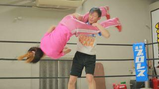 「DDTプロレス教室」であなたにもできるかも!?迫力MAXのプロレス技6選