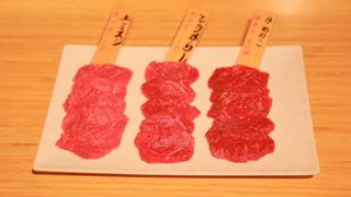 焼き方でこんなに違う!池袋「かるびあ~の」直伝!赤身肉・ソーセージの焼き方