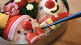 クリスマスに作りたい! サンタとトナカイの激かわキャラごはん♡