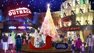 2018年のクリスマスは「IKSPIARI Dreamy Christmas!」でサンタに会おう